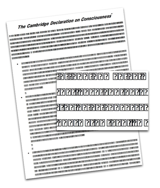 Cambridge Declaration of What, Exactly? - brianstorms.com