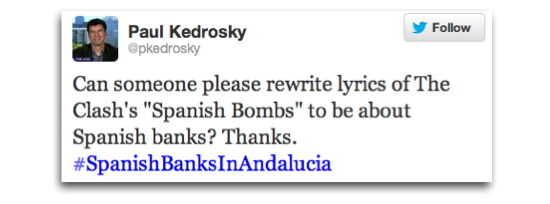 spanish banks tweet from pkedrosky